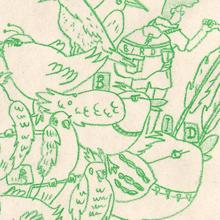 9/23(月・祝)鳥フェスvol.01~シンボパンが鳥だらけ!?~@立川シンボパン